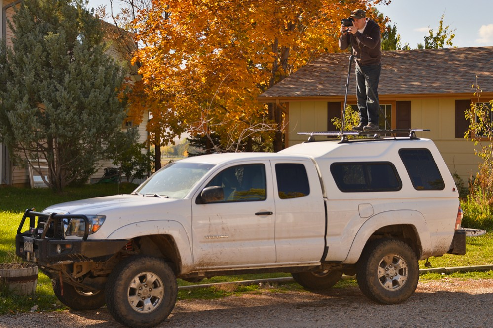 Toyota Tacoma Overlander Photography Expedition Vehicle
