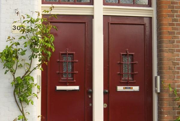 Amsterdam Red Door