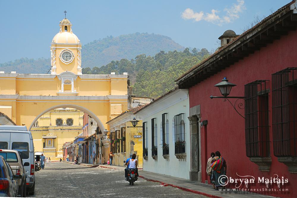 SantaCatalina Arch, Antigua, Guatemala