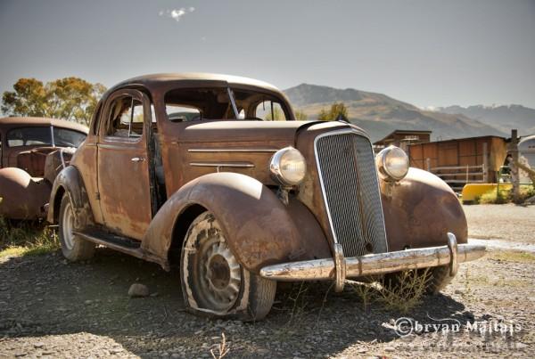 Vintage Junker Car