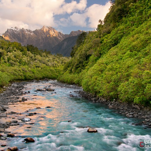 Cook-River-New-Zealand