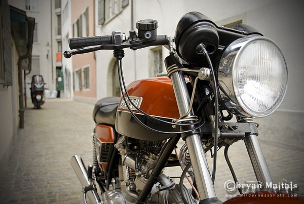Ducati Motorcycle, Zurich Switzerland