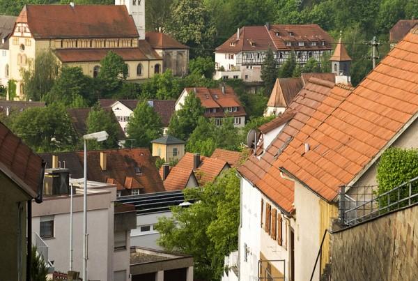 Eichersteig Denkendorf Germany