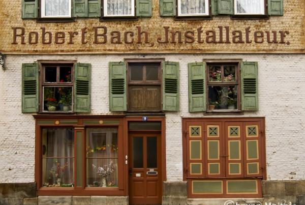 German Storefront