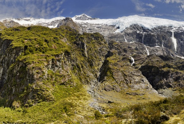 Mt Aspiring National Park New Zealand