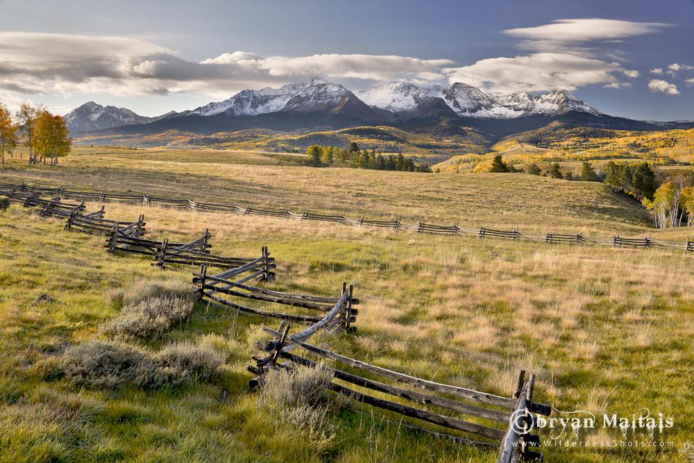 Mt. Wislon Colorado