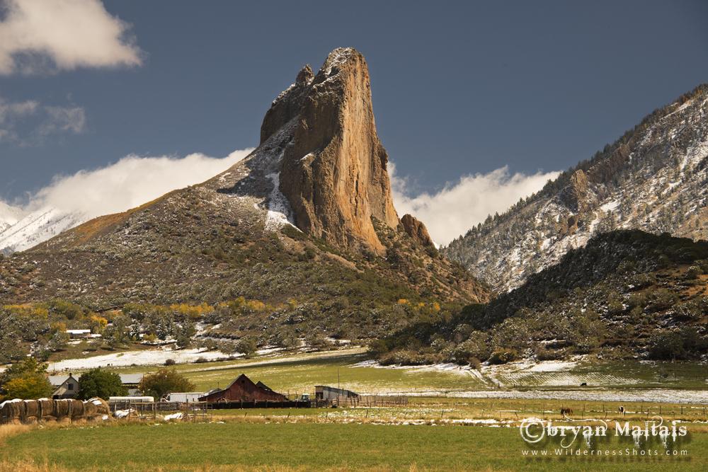 Needle Rock Colorado