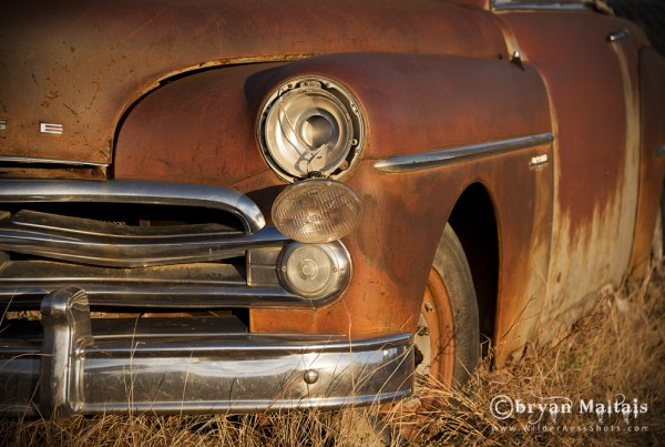 Old Junker Dodge