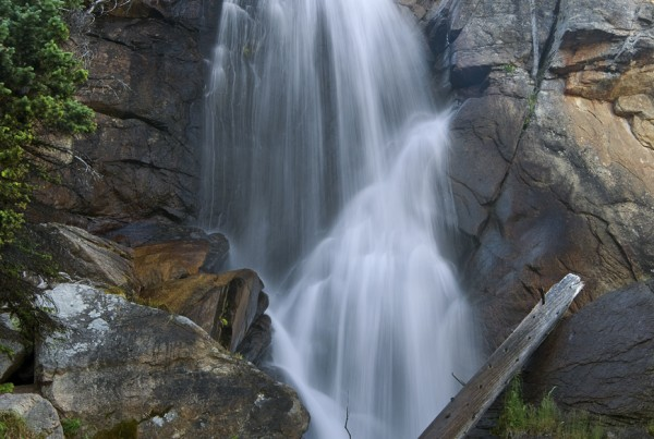 Ouzel Falls, Colorado