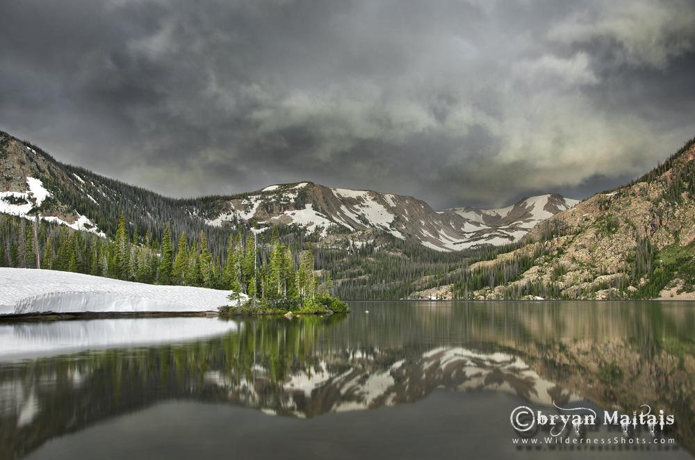 Rainbow Lake, Colorado