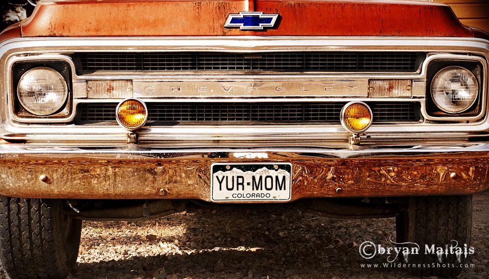 Shiny Classic Chevy