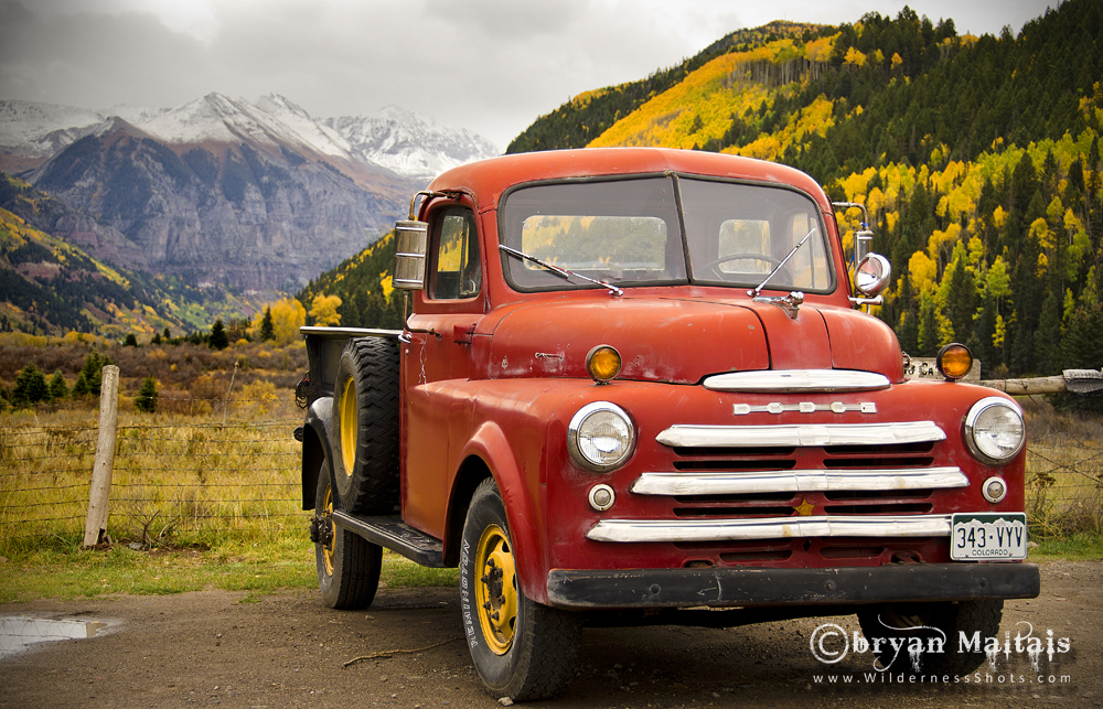 Telluride Classic Dodge Pickup