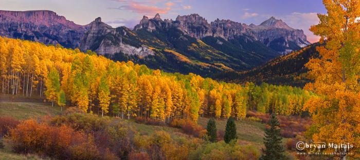 colorado san juan mountains