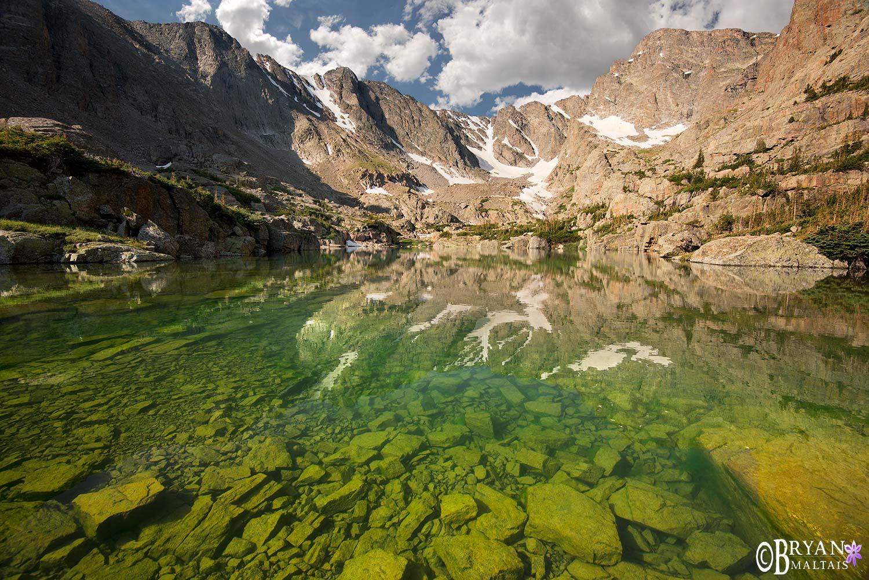 Lake of Glass Colorado