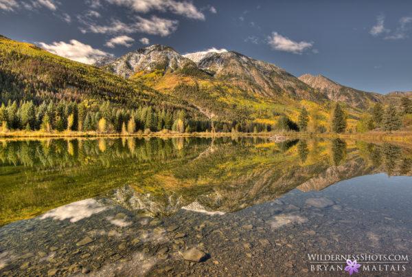 Beaver-Lake-Marble-Colorado