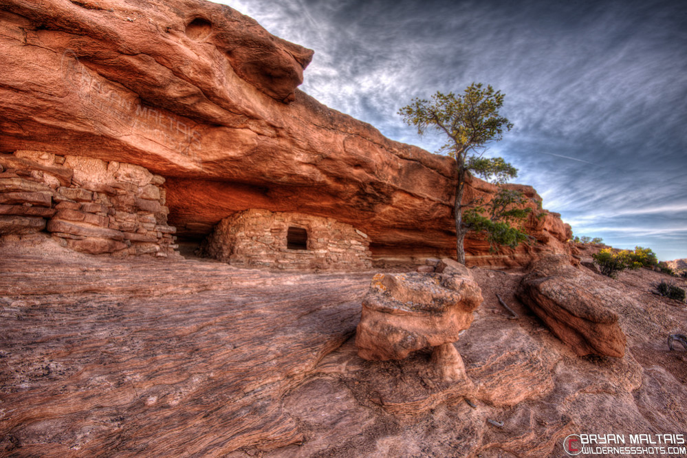 Canyonlands-Pueblo-Indian-Granary