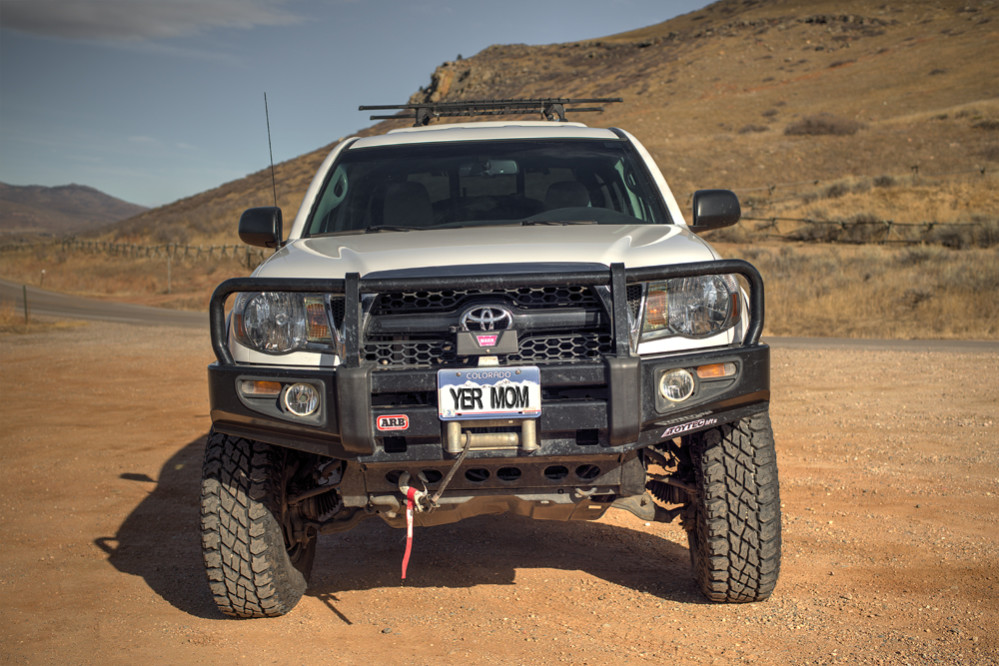 Toyota-Tacoma-Overlander-ARB-deluxe-bumper
