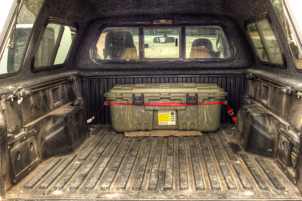 3rd Gen Toyota Tacoma Overlander Build Photography Truck