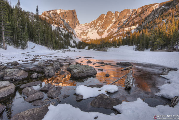 Dream-Lake-Colorado-Winter-Sunrise
