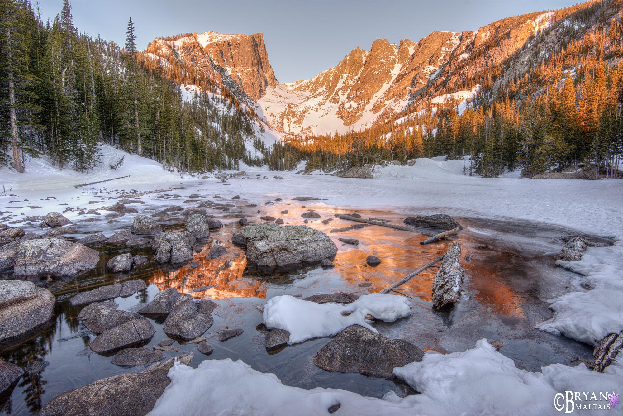 Dream-Lake-Colorado-Winter-Sunrise