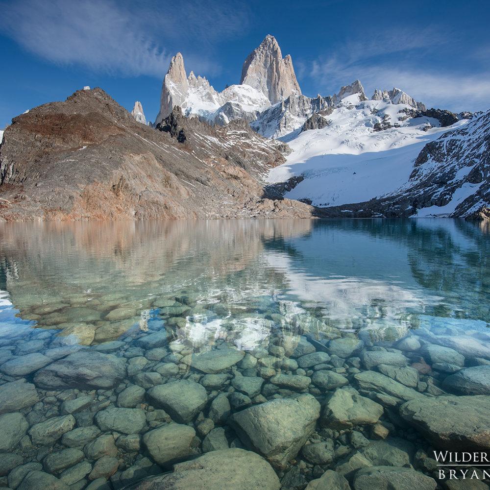 Lago de Los Tres Argentina Patagonia