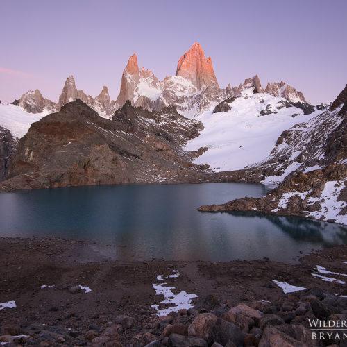 Laguna-de-los-Tres-sunrise-Patagonia