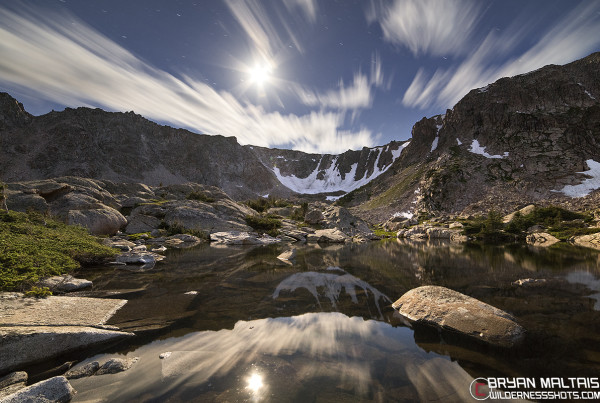 Comanche Wilderness Moonscape