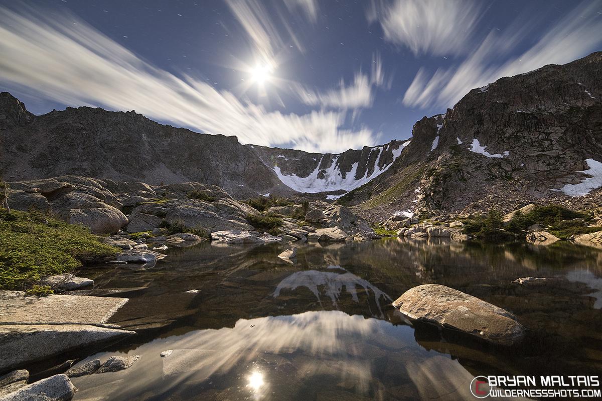 Comanche Wilderness Moonscape