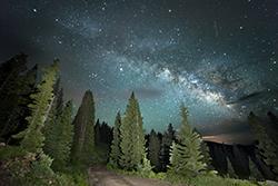 Night Milky Way Photography
