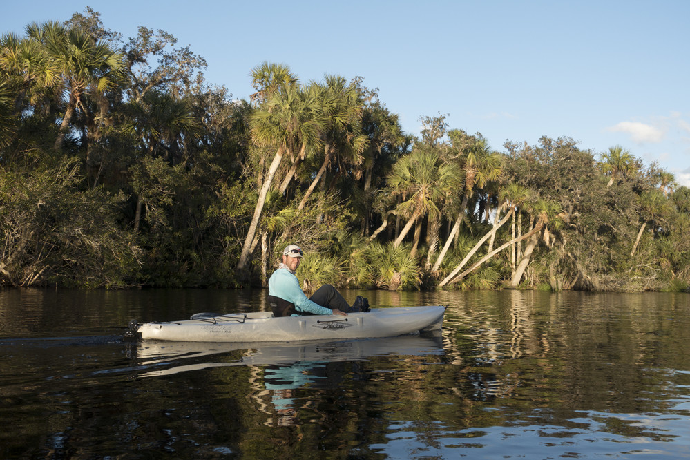 florida mangrove kayak photography