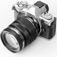 best backpacker camera olympus om-d e-m5 ii