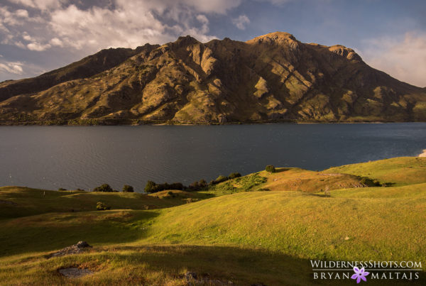Lake Hawea New Zealand Landscape Photography