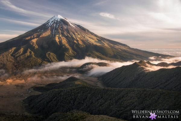 Mt Taranaki New Zealand Landscape Photography