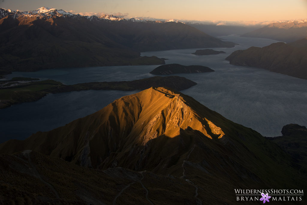Roys Peak New Zealand Photography