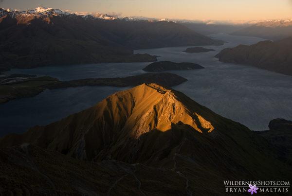 Roys Peak New Zealand Photography