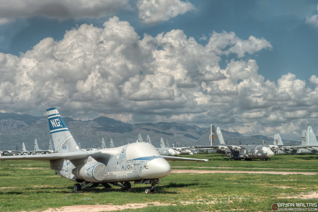 S-3 Viking, Boneyard