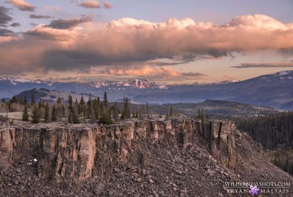 Rio Grande National Forest Colorado Landscape Photos