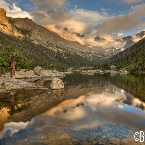 Mills Lake Colorado Photos Bryan Maltais