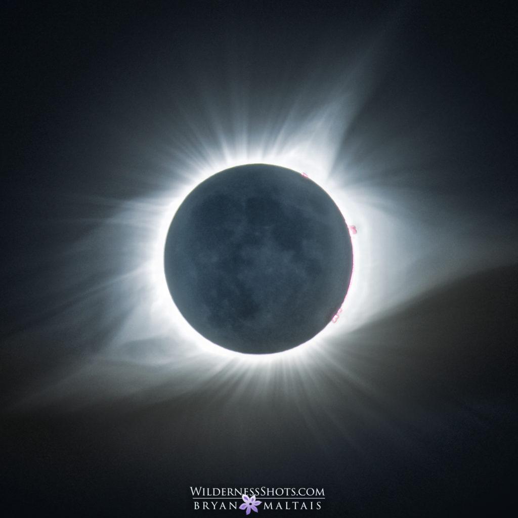 Total Solar Eclipse 2017 Photo Bryan Maltais