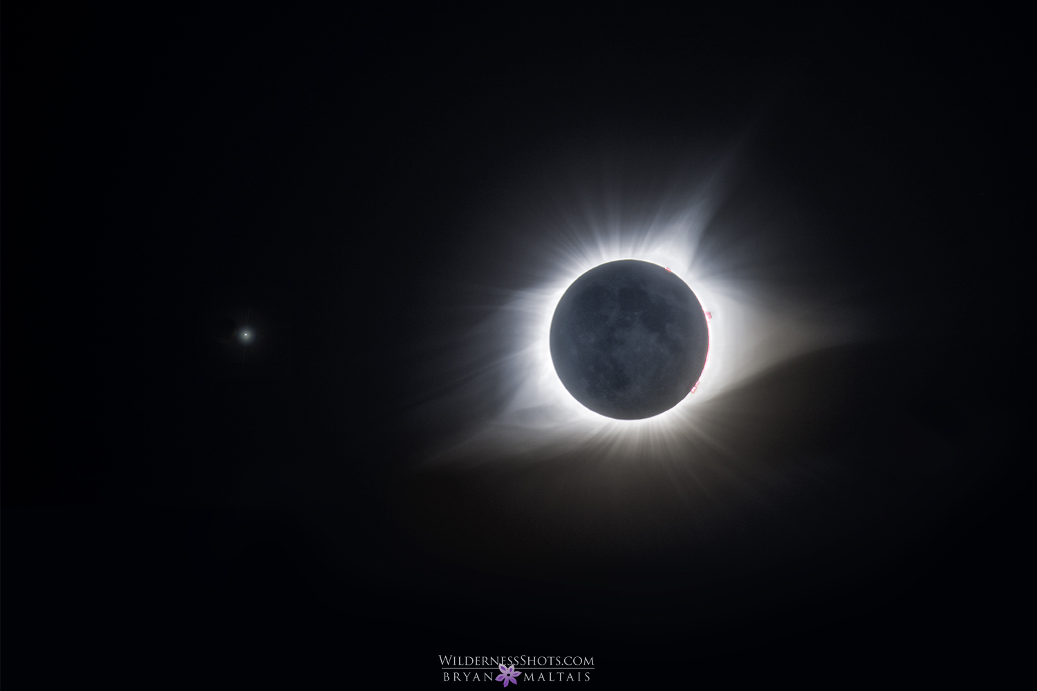 2017 Total Solar Eclipse Photos