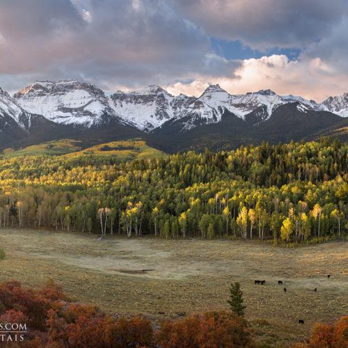 Sneffels Range Colorado