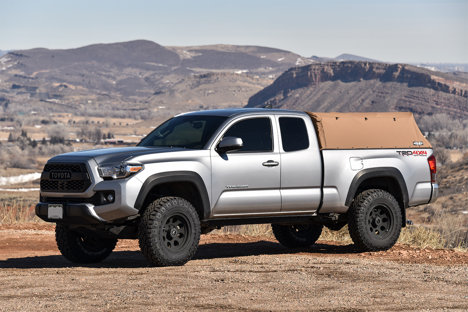 3rd Gen Toyota Tacoma Overlander Build Photography Truck 2019