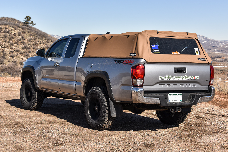 3rd Gen Toyota Tacoma Overlander Build Photography Truck (2019)