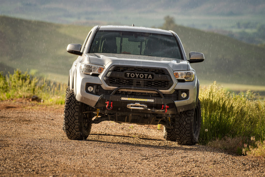 3rd Gen Toyota Tacoma Overlander Build Photography Truck (2019)